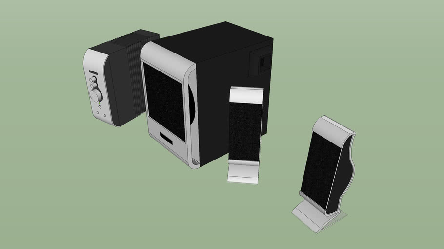 audio system.skp