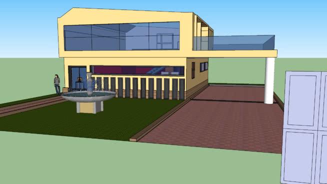 Interior Design Concept A