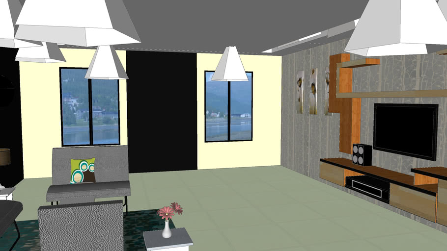 Home Minimalis Model Design From Indonesian