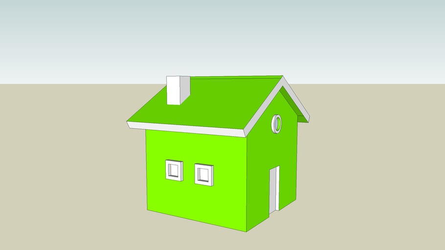 LITTLE HOUSE TOON SHADED