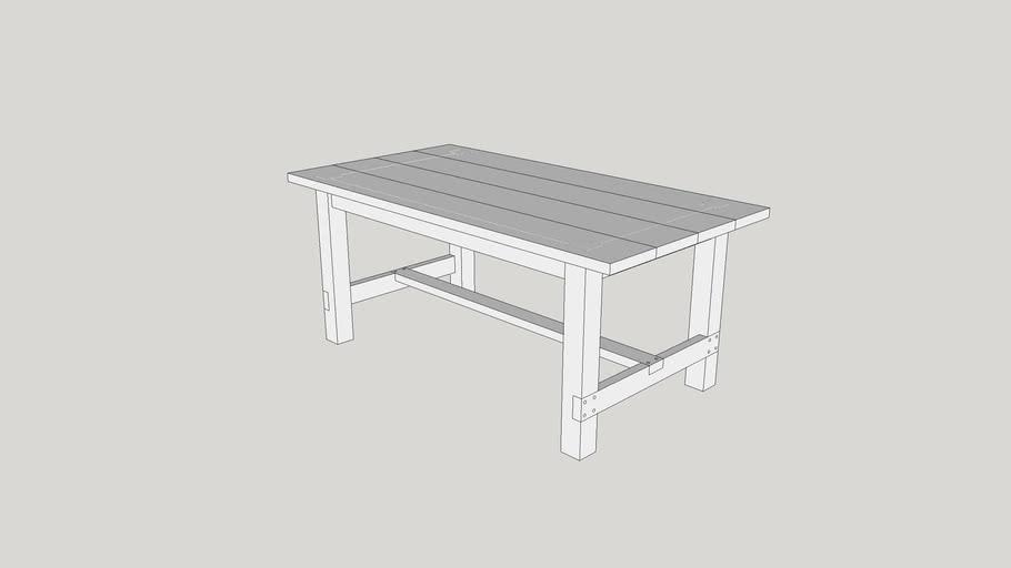 Farmhouse Table ver. 2