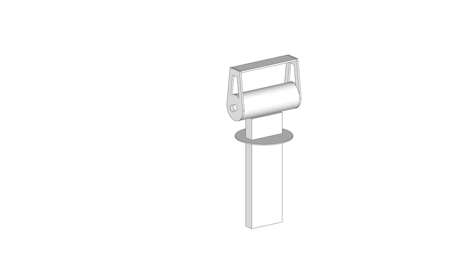 canopy connector swivel