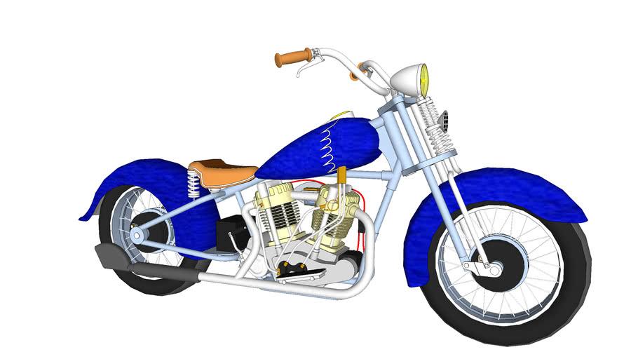 Crocker Motorcycle 1934