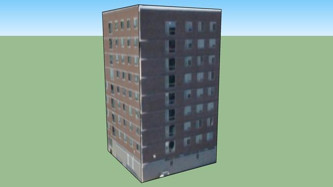 Gebäude in Boston, MA, USA