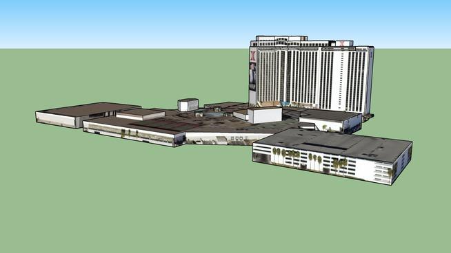 Las Vegas Hilton, NV, USA