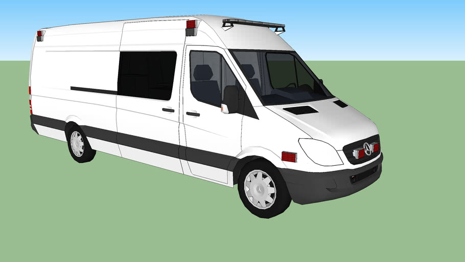 Dodge Sprinter Type 2 Ambulance