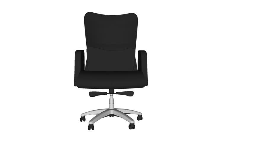 78594 Office Chair Boss Black (Bürodrehstuhl Boss Black)