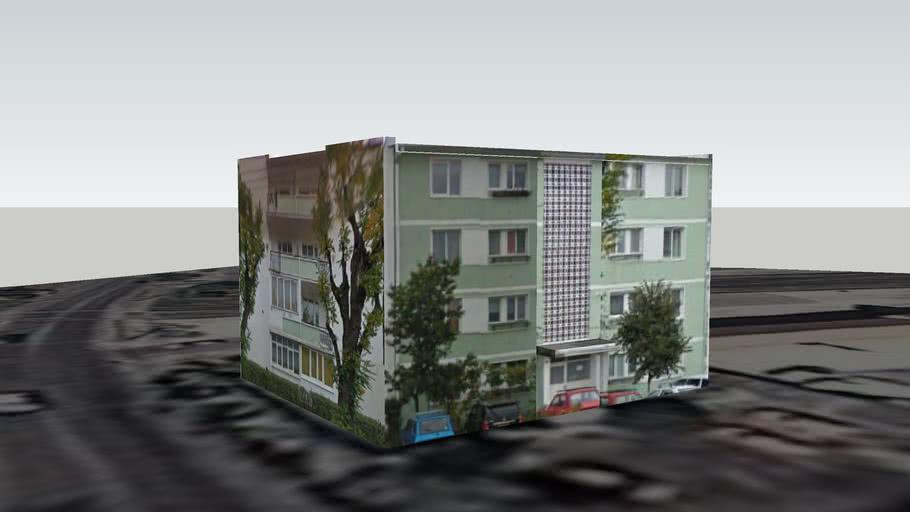 Bloc 2 - Piac utca - Szekelyudvarhely
