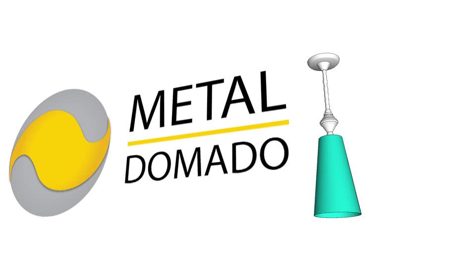 Pendente Metaldomado Zohak