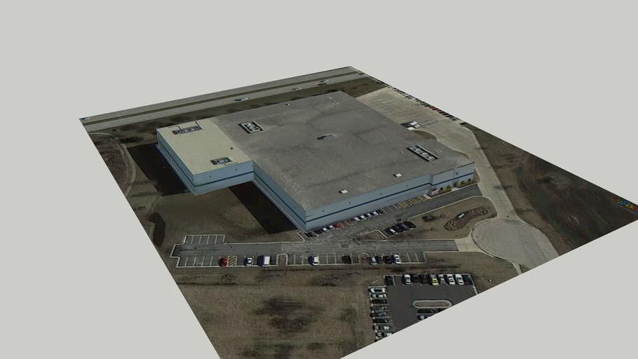 warehouse in hanover park