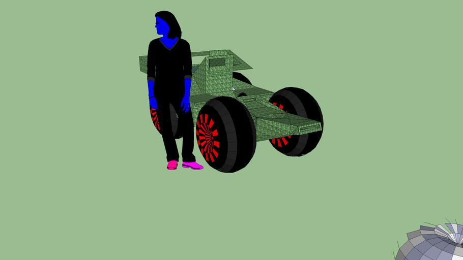 Formula 1 fuori strada