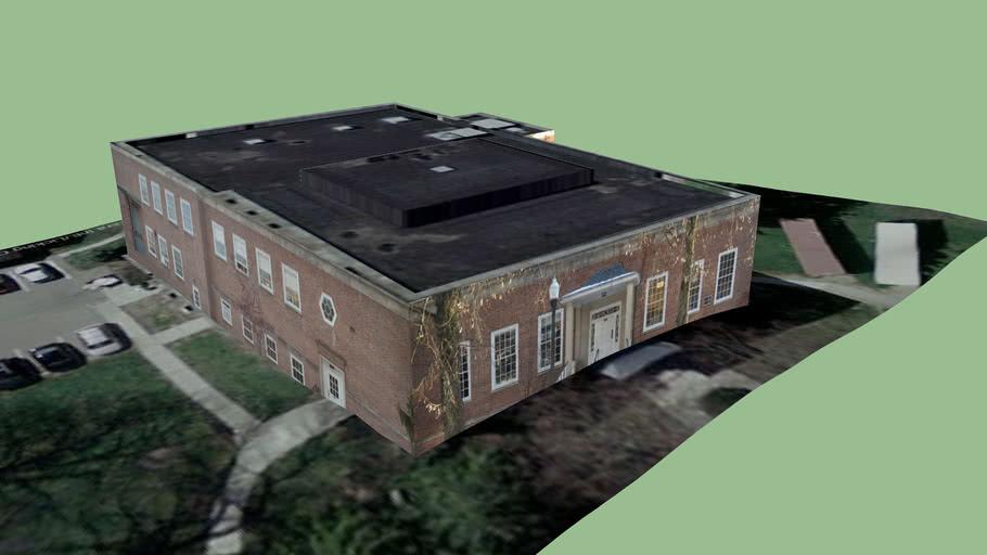 Theatre Arts Building/Ace Morgan Theatre