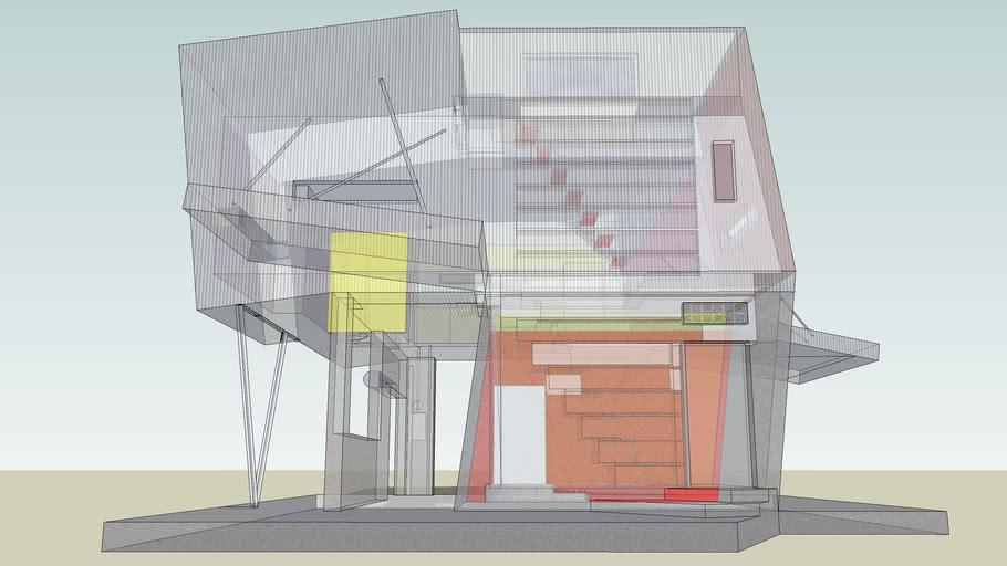 RITZ HOUSE (EXPANDED) ERNIE DAVIS © JUL11