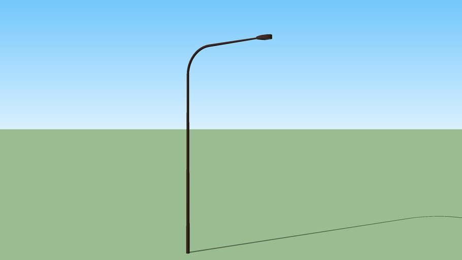 Brown Illinois Street Light 1A