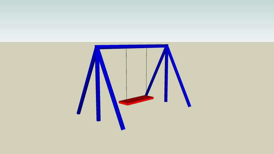 Sketchyphysics Swing Set