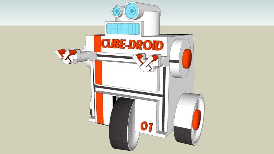 CUBE-DROID per RICARD