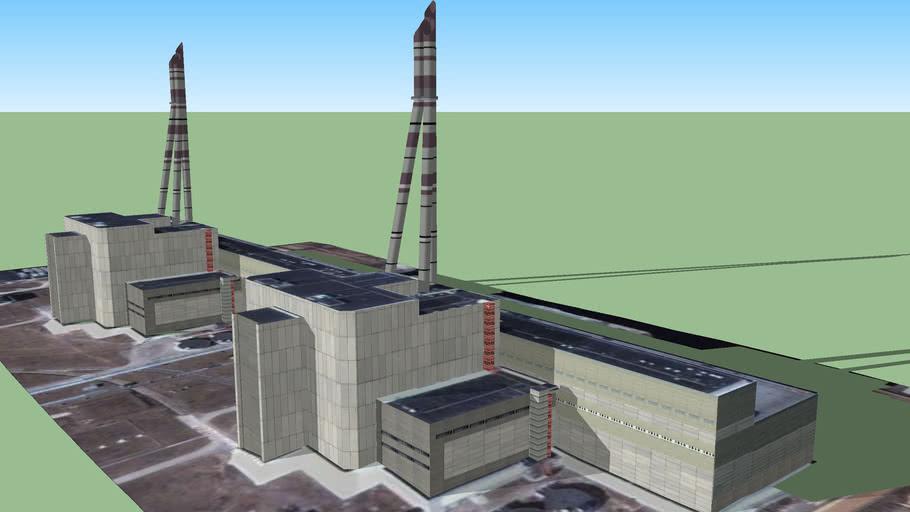 Игналинская АЭС ( Ignalina NPP )