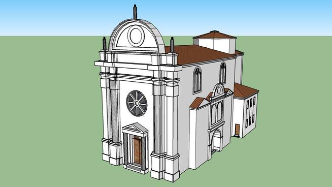Chiesa San Giovanni Battista in Cappella di Scorzè - Venezia