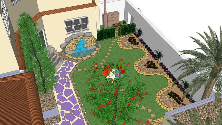 Garden in Tabouk(KSA)