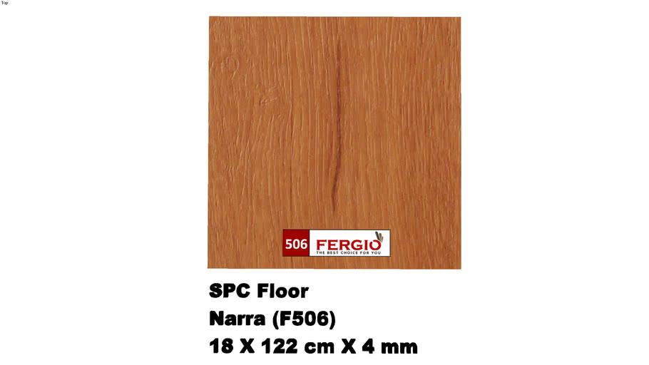 FERGIO SPC Flooring F506 (Narra)
