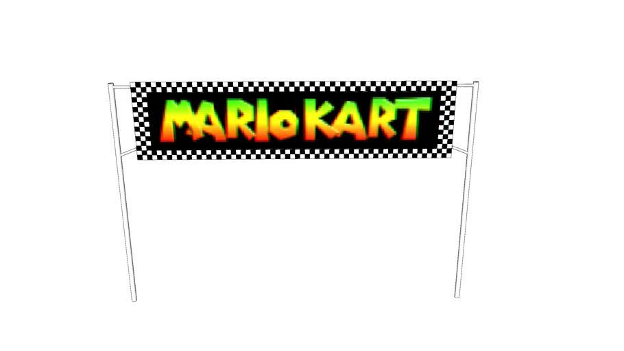 Super Mario Kart 64 Target 3d Warehouse