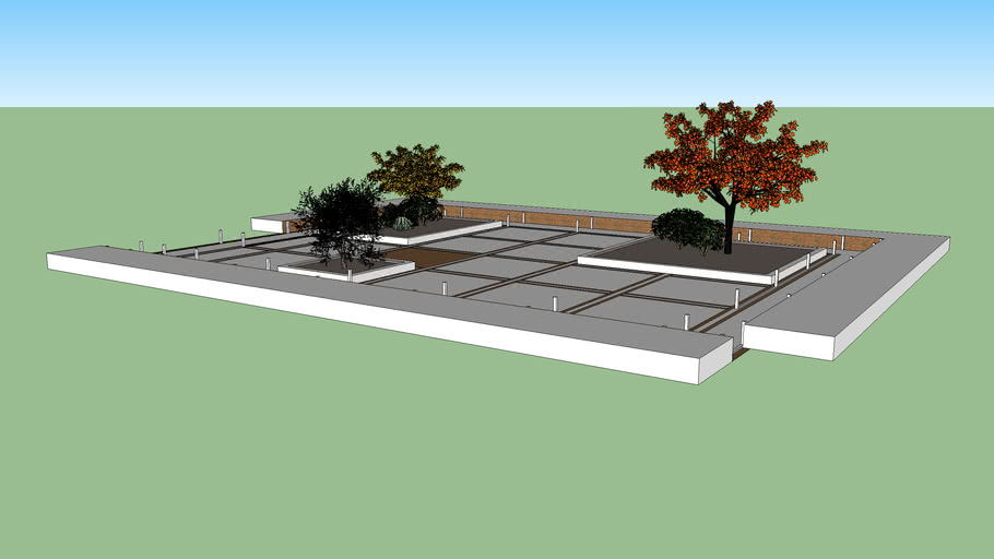 ET courtyard DVC