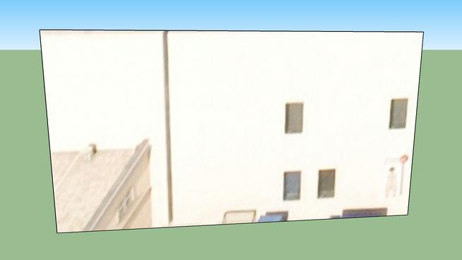 Bâtiment situé Vienne, Autriche
