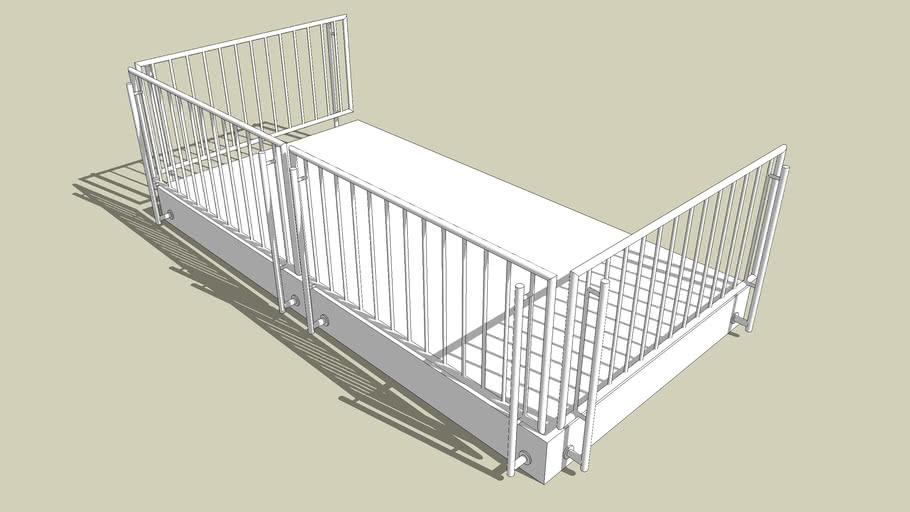 Railing 3d Warehouse
