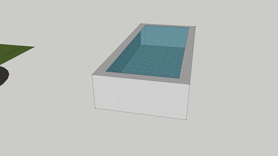 Large Above Ground Swimming Pool