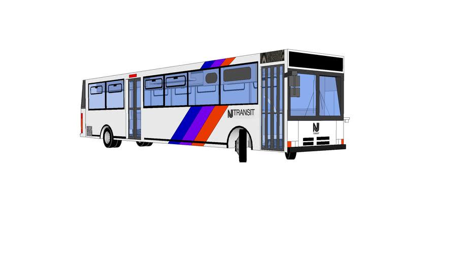 Flxible Metro B Of NJ Transit