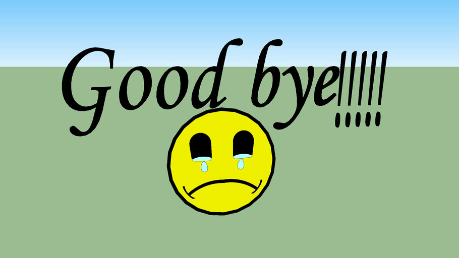 BYE :'(