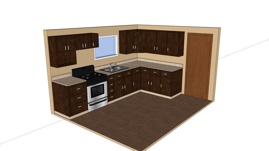 11x6 kitchen