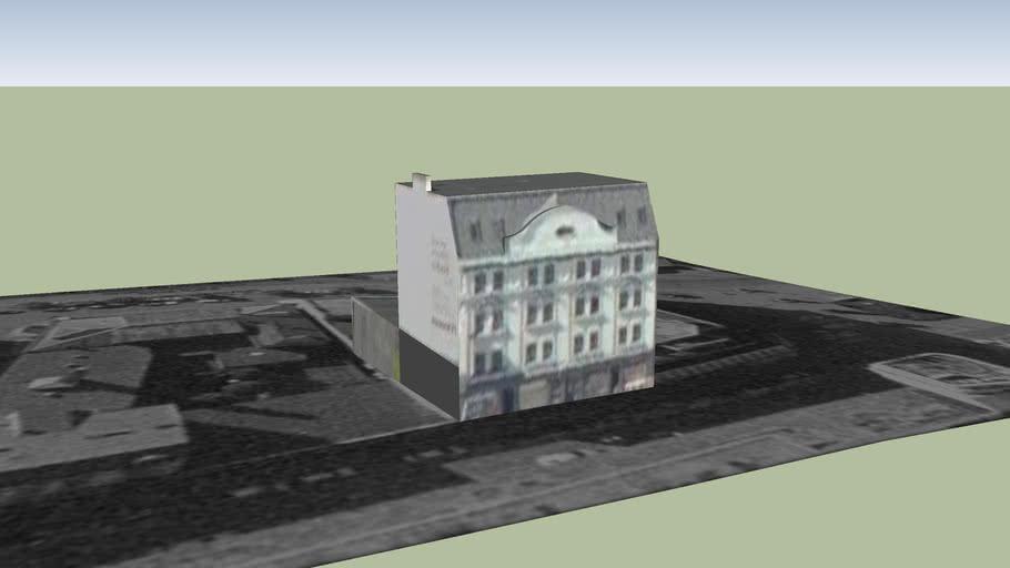 Budova v ulici Revoluční 371/13