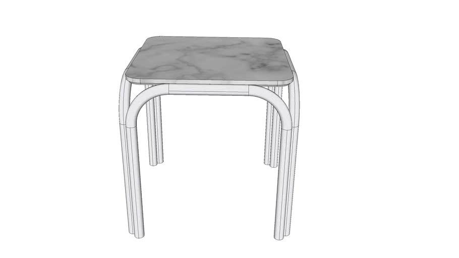 Malibu Square Side Table