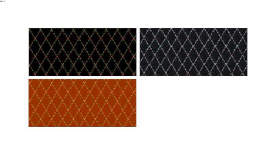 Vox grillecloth textures