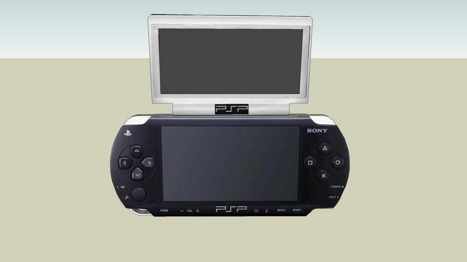 psp flat screen