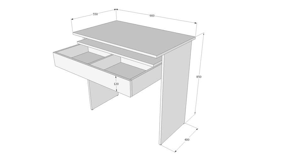 GOezGO 20121225 訂做A系列書桌