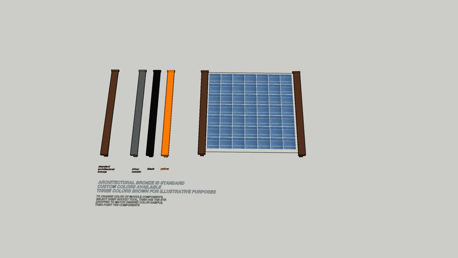 Silicon-Energy-Cascade-photovoltaic-module