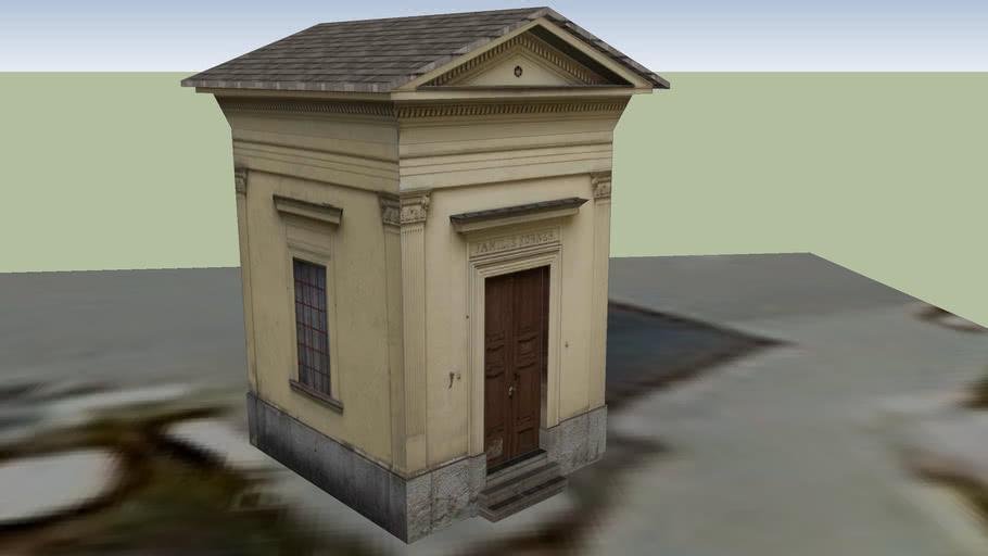 Novorenesanční hrobka rodu Fornerů