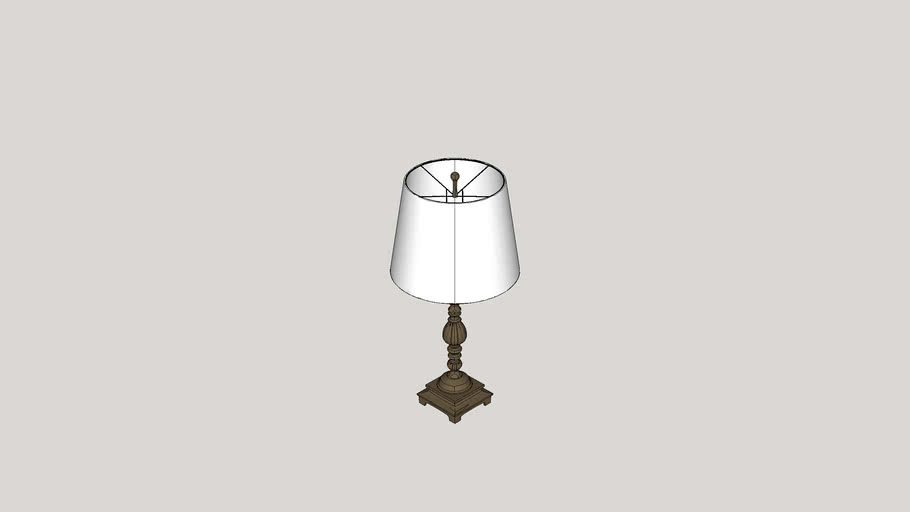 "Ovalle 29.5"" Table Lamp"