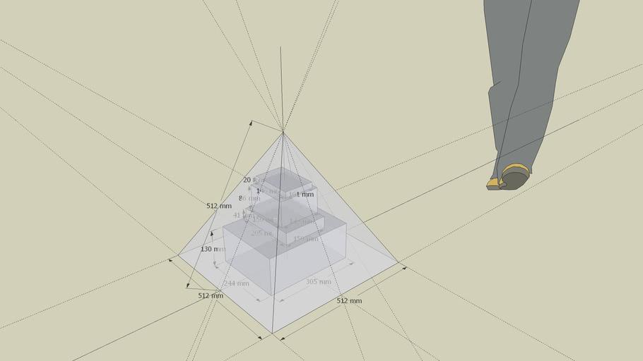 Obudowa-piramida