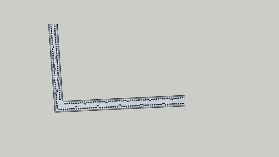 Roofing Square Metric 3d Warehouse