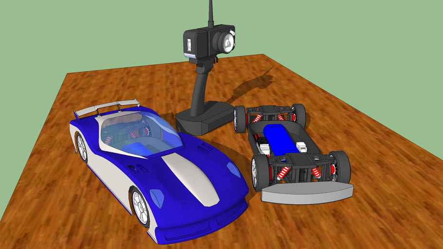 rc car radio controlled car