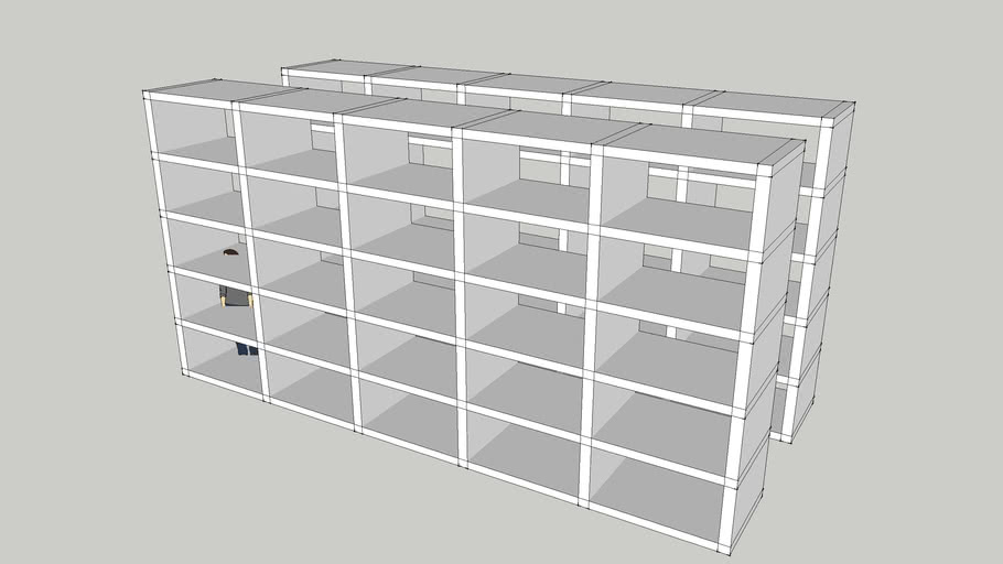 華夏布林運算範例-櫃子-修剪與外層工具
