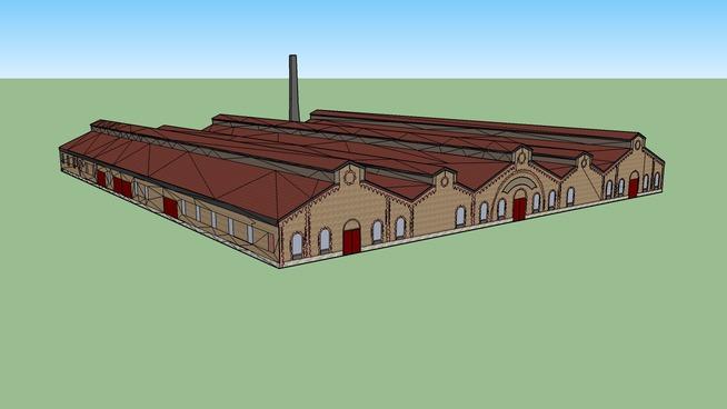 Küçükçekmece Kibrit Fabrikası