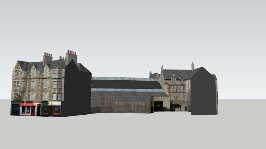 Forrest Hill - University of Edinburgh