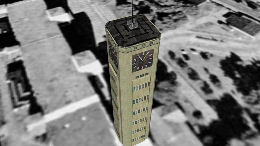 clock tower (Singer/Veritas)