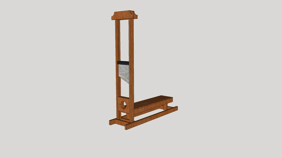 Full Scale Guillotine | Halloween Lawn Decoration!