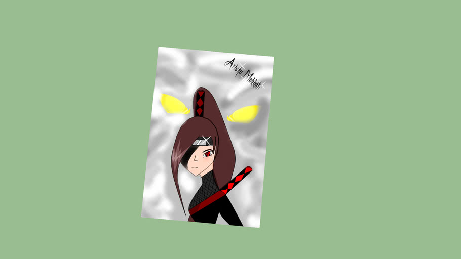 a made up naruto ninja