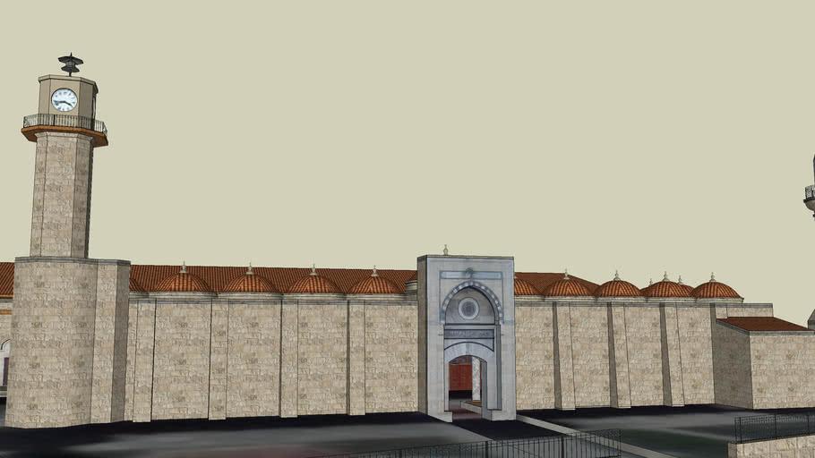 Tarsus Ulucami ve Saat Kulesi (Cami Nur)